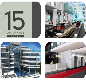 15 on Orange Hotel: Cape Town